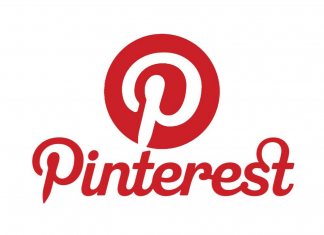Logo of Pinterest