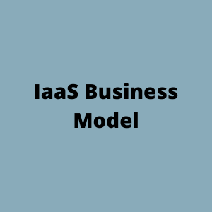 IaaS Business Model [ Explained Simply ]