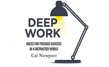 """Detailed Book Notes of """"Deep Work"""" By Cal Newport"""