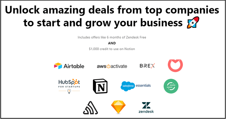 Product Hunt Founder Club Deals