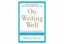 Book Notes of 'On Writing Well' by William Zinsser
