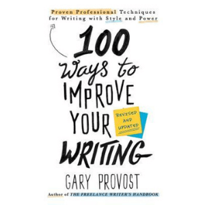 '100 ways to improve your writing' Book Notes