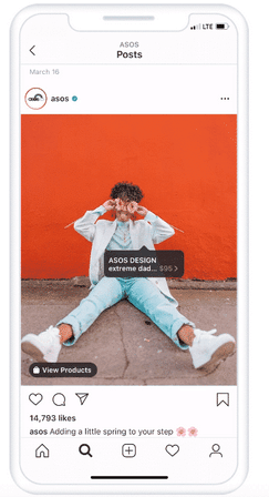 How Product Tags Work on Instagram